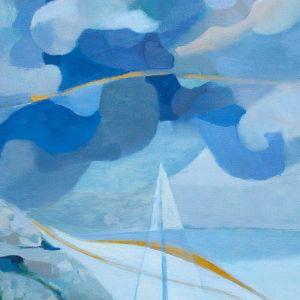 _Segelboote-in-den-Schren-Schwedens-Ol-auf-Leinen-2002-90-x-95-cm_O4A3710
